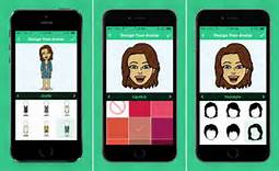 Bitmoji-para-Snapchat